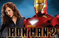 Игровой аппарат Iron Man 2