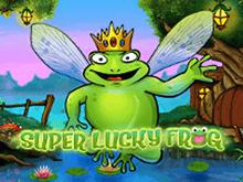 Сорвите джек-пот в онлайн-слоте Super Lucky Frog