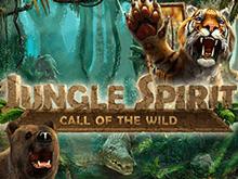 Дух Джунглей: Зов Дикой Природы (NetEnt) играть онлайн