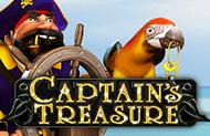 Игровой слот Captain's Treasure
