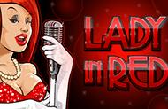 Игровой автомат на деньги Lady in Red