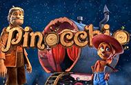 Игровой автомат на деньги Pinocchio