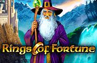 Игровой автомат на деньги Rings Of Fortune