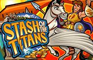 Игровой аппарат Stash Of The Titans