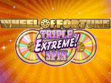 Игровой аппарат Wheel of Fortune: Triple Extreme Spin