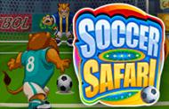 Джек-пот онлайн автомата Футбольное Сафари
