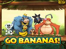 Игровой слот Вперед Бананы