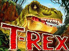 Джекпот онлайн автоматаТираннозавр