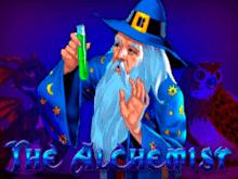 Игровой автомат на деньги с профитом - Алхимик