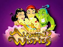 Aladdins Wishes от Rtg играть онлайн бесплатно в бонусные игры