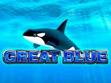 Голубая Бездна от Playtech играть онлайн без регистрации