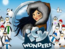 Азартная игра Icy Wonders с прогрессивным джекпотом и интересными символами