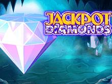 Jackpot Diamonds от Novomatic – виртуальный мир с реальными деньгами