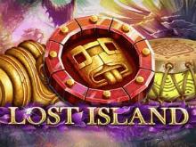 Полный сюрпризов и приключений слот Lost Island