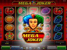 Играть на деньги в игровой автомат Мега Джокер