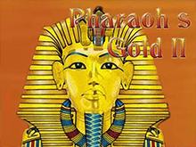 Играйте в увлекательный онлайн-слот Pharaoh's Gold II