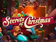 Виртуальный автомат на деньги Секреты Рождества