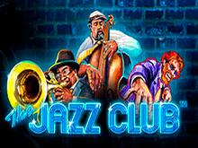 Играйте онлайн в мобильном казино в автомате The Jazz Club