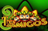 Трое Амиго – игровой онлайн автомат от Playtech с демо-режимом