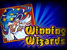 Winning Wizards - автомат в классическом стиле с магическими символами