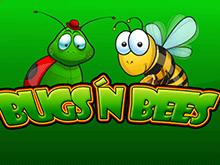 Bugs & Bees – азартная игра онлайн от Novomatic