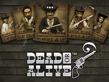Слот Dead Or Alive, в котором есть множество приятных бонусов и интересный игровой процесс