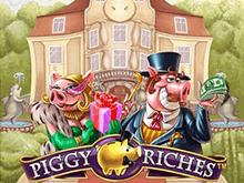 Piggy Riches от Netent – игровой автомат для слотхантеров
