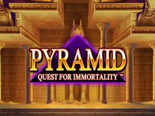 Pyramid: The Quest For Immortality - азартный автомат с тематикой древнего Египта