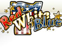 Red, White & Blue - классический слот с упрощенным игровым процессом