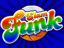 Игровой автомат Slam Funk представляет собой увлекательную лотерею с хорошими джекпотами