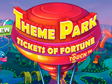 В мобильном казино автомат Тематический Парк – Билеты Фортуны
