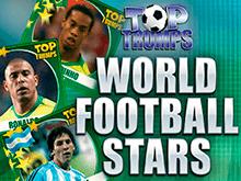 Игра на реальные деньги в Top Trumps World Football Stars