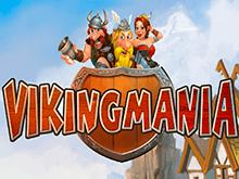Популярный автомат для игры на реальные деньги — Vikingmania