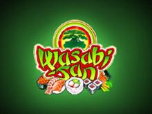 Новый электронный игровой автомат Wasabi-San